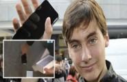 Ο 1ος αγοραστής του iPhone 6 δείτε τι έπαθε
