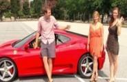 Όταν μια γυναίκα οδηγεί Ferrari