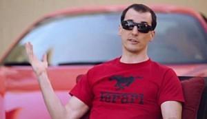 Ο ιδιοκτήτης Ferrari που τρολάρει!