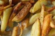 Τι θεραπεύουν οι τηγανιτές πατάτες;