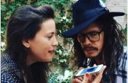Steven Tyler και Liv ντουέτο στο Instagram