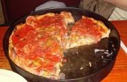 Πήρε σπίτι με λίγη… πίτσα