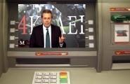 Ο Στέφανος Χίος βγαίνει στην οθόνη του ΑΤΜ!