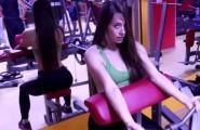 Αναστάτωσε το γυμναστήριο