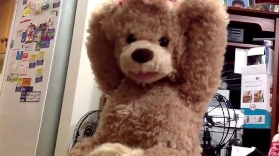 Αυτό το αρκουδάκι δεν είναι τόσο γλυκό