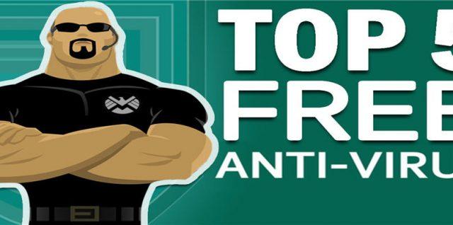 Τα καλύτερα δωρεάν antivirus