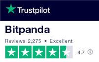 bitpanda review truspilot