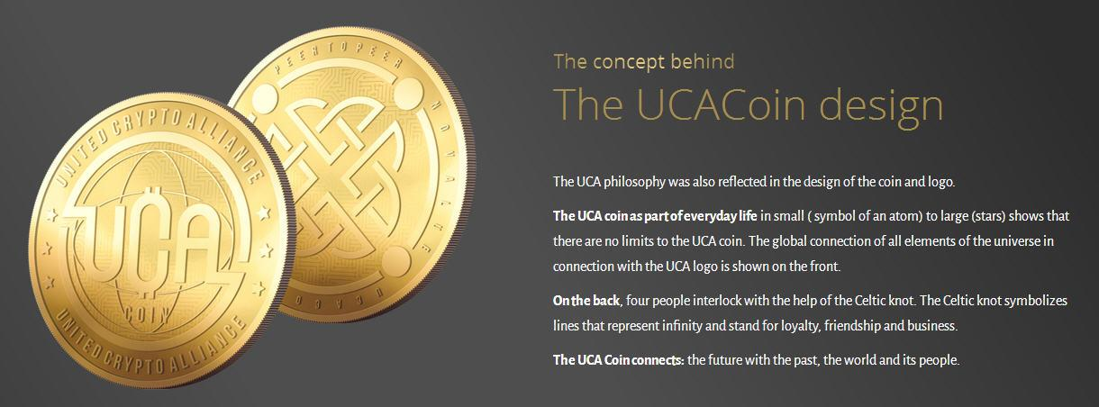 UCA Coin Review